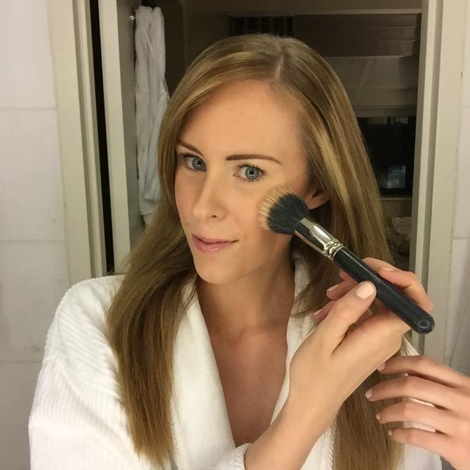 Clarins makeup review 5 10 15 minute makeup lauren slade style elixir new york blogger
