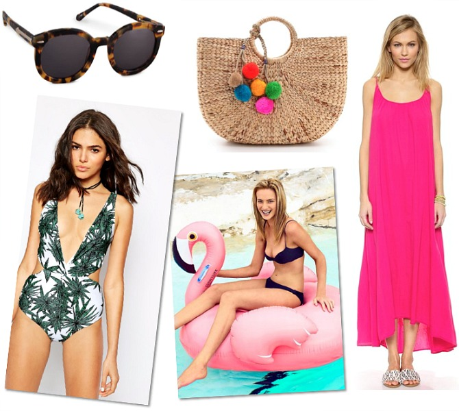 Summer Giveaway Win Karen Walker Super Duper Sunglasses Fashion bloggers giveaway