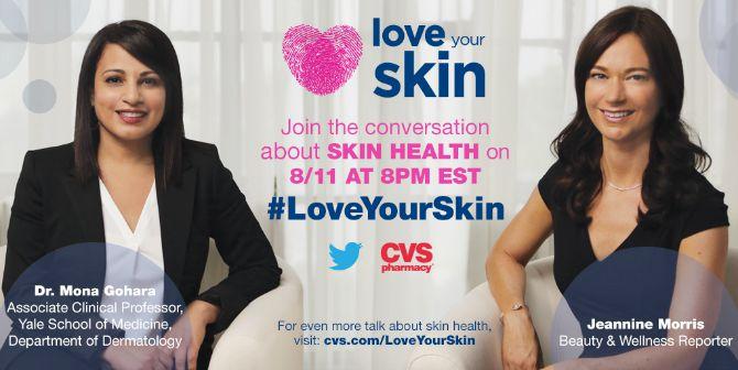 CVS pharmacy skin health myths summer beauty dr mona gohara