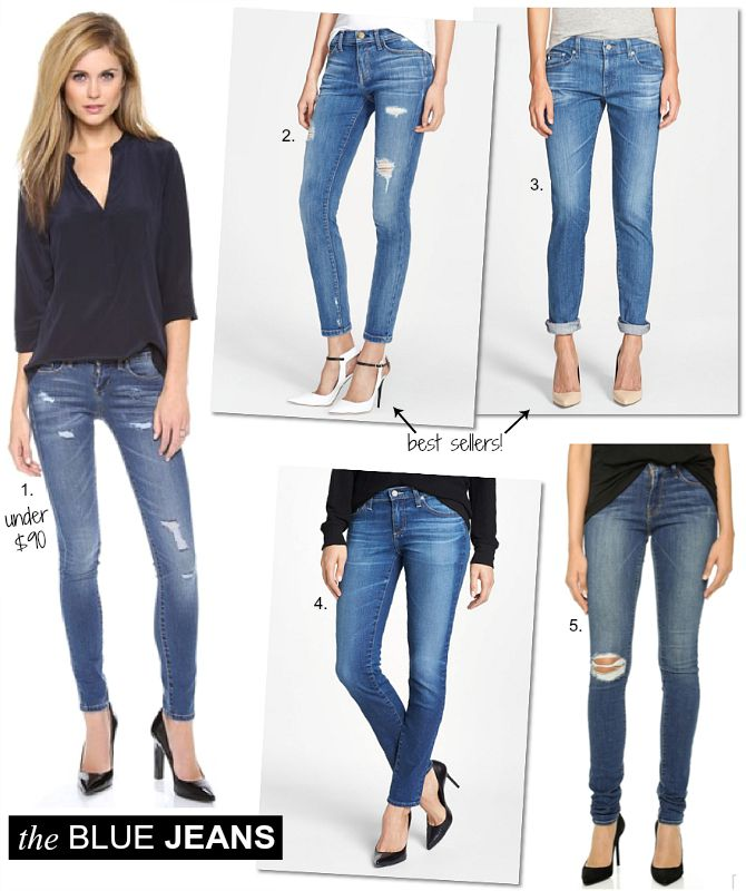 Nicole Richie jeans distressed denim celebrity outfits