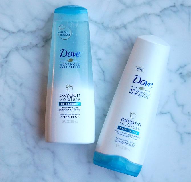 Dove shampoo conditioner review