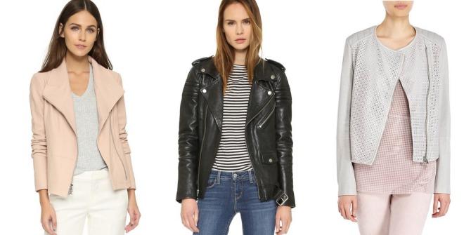 designer Leather Jacket on sale vince brogden shopbop