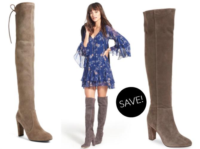 #Nsale stuart weitzman sale over the knee boots nordstrom