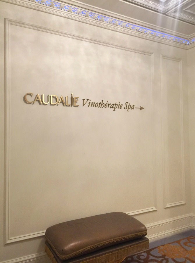caudalie vinotherapie spa the plaza hotel new york review