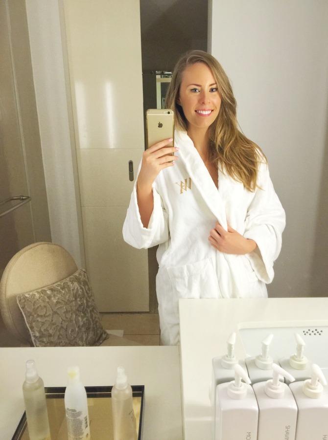 lauren slade blogger Guerlain Spa Waldorf Astoria New York review massage