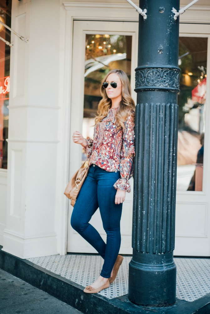 haute-hippie-kennedy-ruffle-blouse-paige-premium-denim-jeans-boho-style-soho-new-york-street-style-fashion-blogger-lauren-slade-style-elixir-blog-little-cupcake-bake-shop