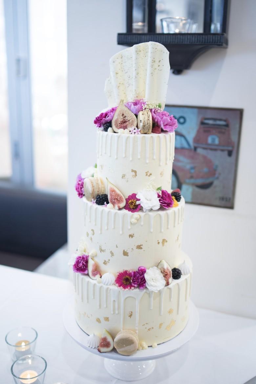 Wedding Series - Our Beautiful Wedding Cake