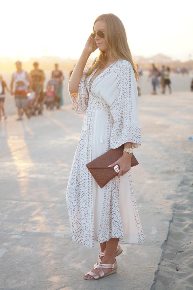 pretty summer dresses free people white summer maxi dress santa monica beach california