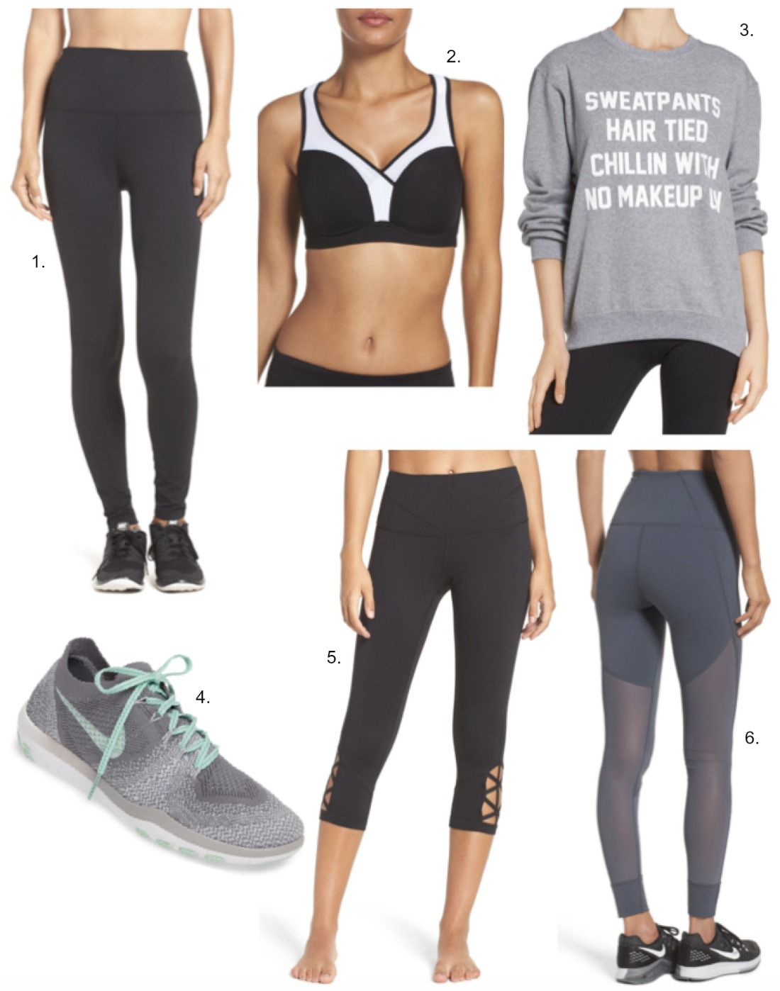 best activewear on a budget zella high waist leggings sale nordstrom nike freerun