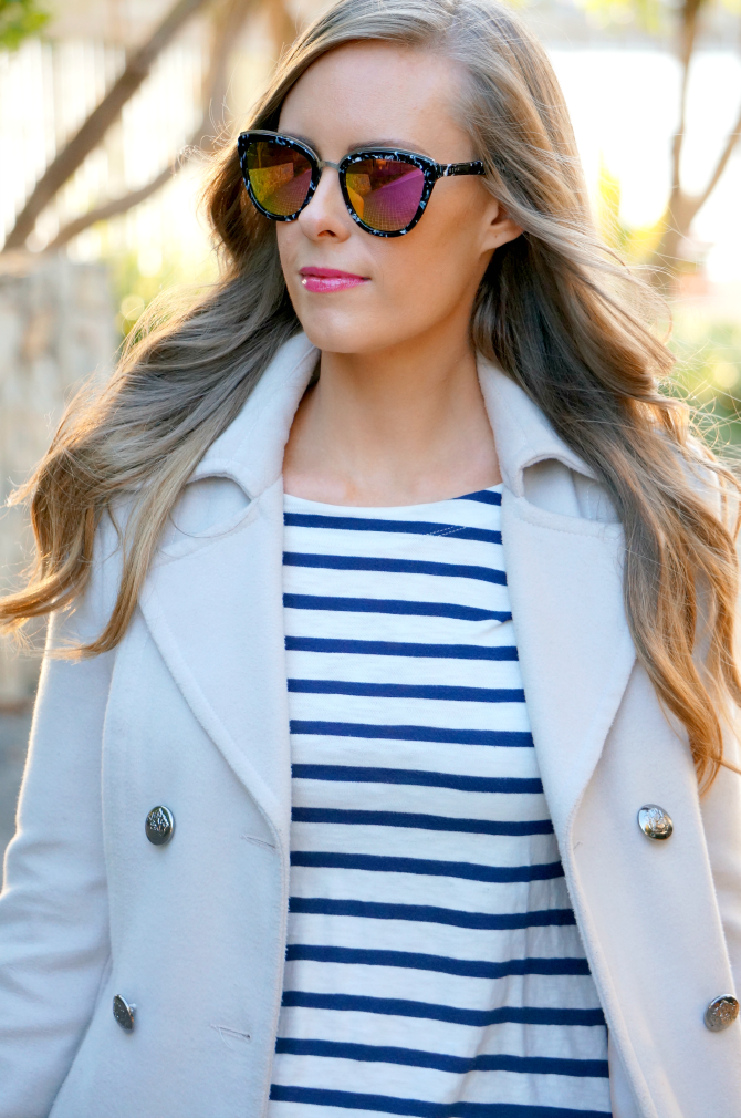 top fall fashion trends chanel-handbag-beige coat and stripe j crew top 2