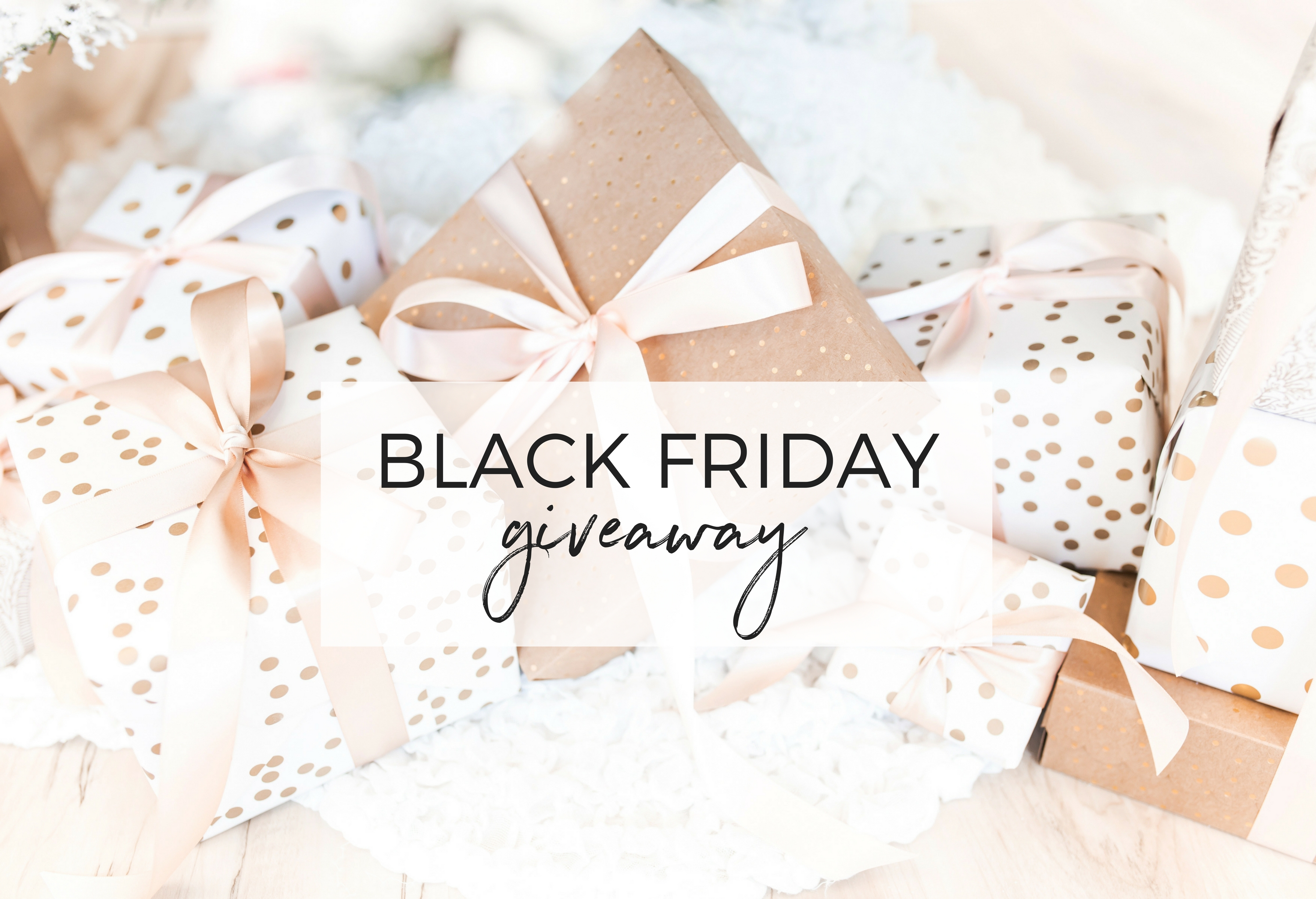 Black Friday Giveaway paypal cash