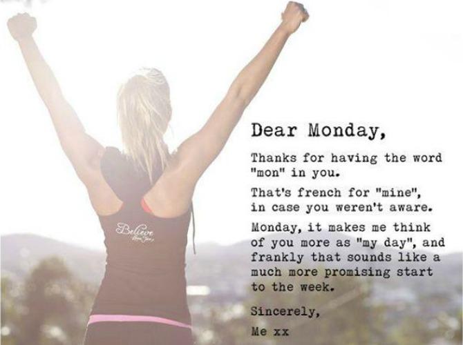 Monday Motivation – Move It!
