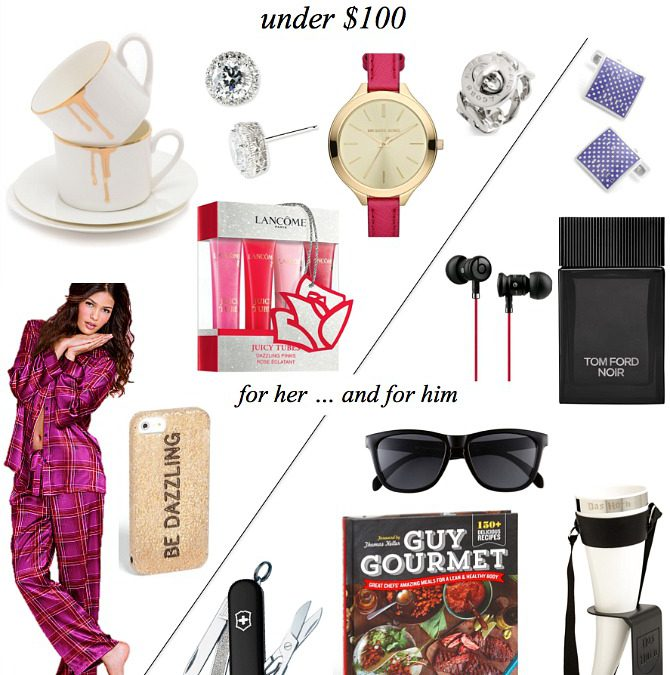 GIVE: Gorgeous Gifts For Her and Him – Under $100