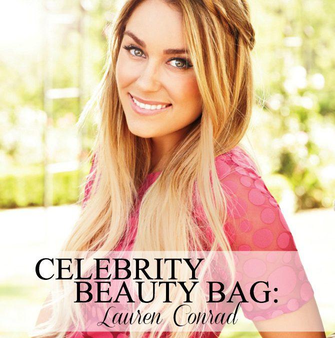 Celebrity Beauty:  Lauren Conrad's Makeup Routine
