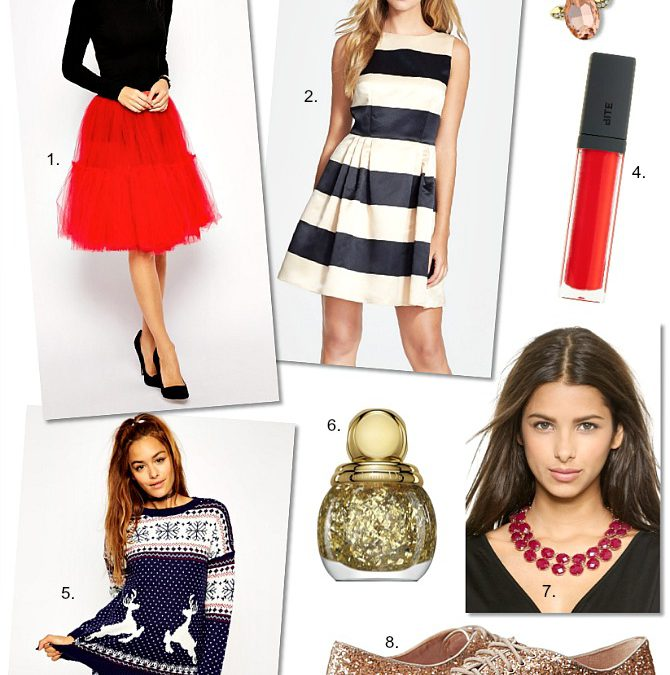 Fab Favorites Link Up: Holiday Style Guide