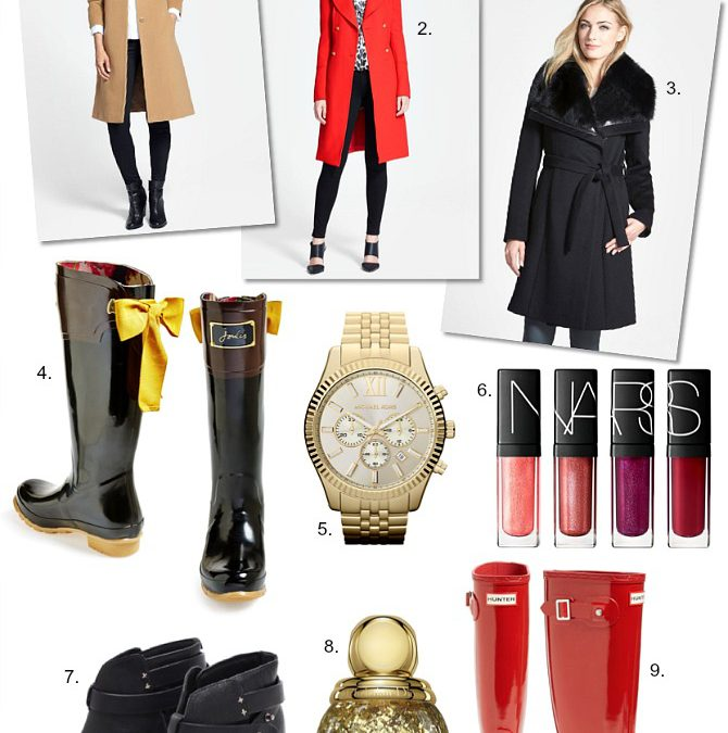 Giveaway: Win a $300 Nordstrom Gift Card + Kate Spade Sale