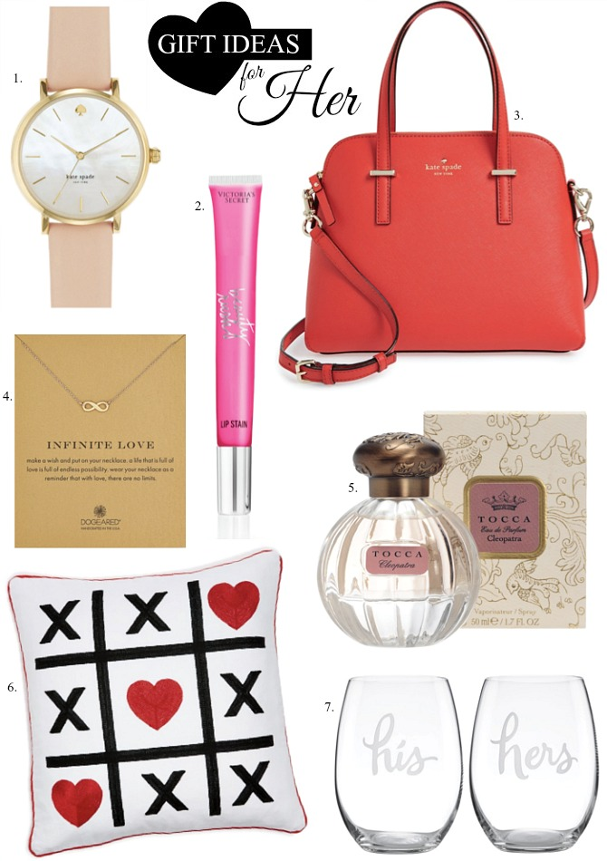 Best valentines day gift ideas for you and your man for Valentines day gift ideas her