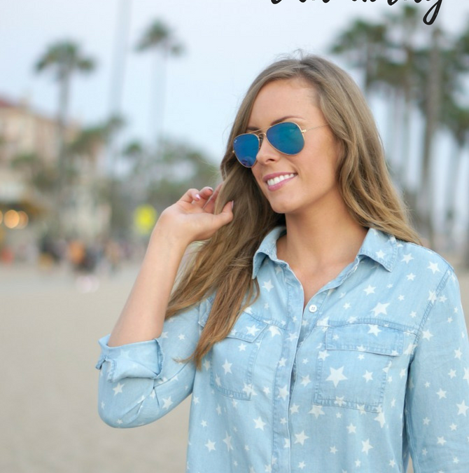 Style Sessions – Four Ways to Wear Chambray