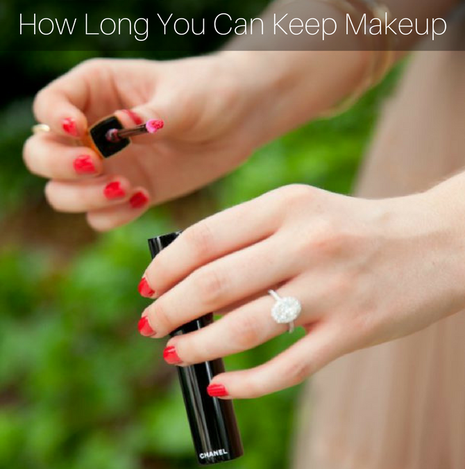 Friday Faves – How Long Can You Keep Makeup and How To Extend It's Life