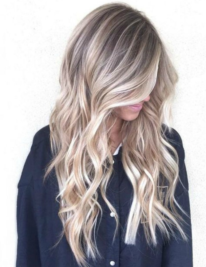 8 blonde balayage hairstyles every girl needs to try. Black Bedroom Furniture Sets. Home Design Ideas
