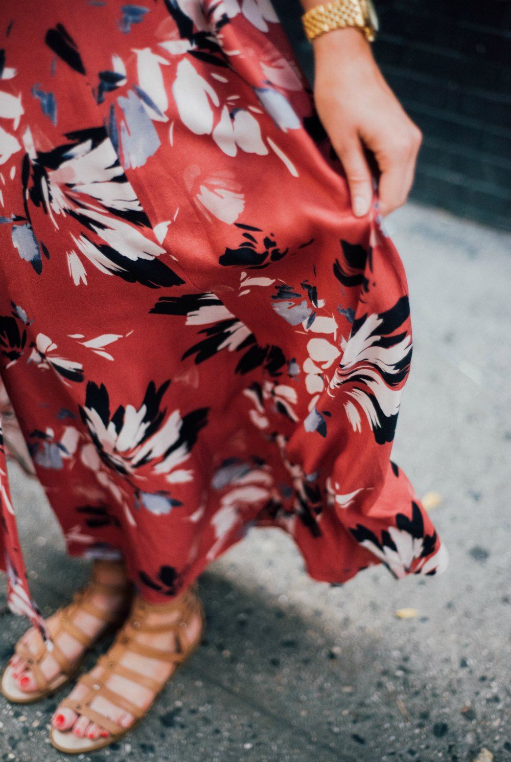 yumi kim maxi dress new york spring outfit soho lauren slade style elixir fashion blog 11 - Style Sessions: Summer Floral Maxi Dress in Soho featured by popular international blogger Style Elixir