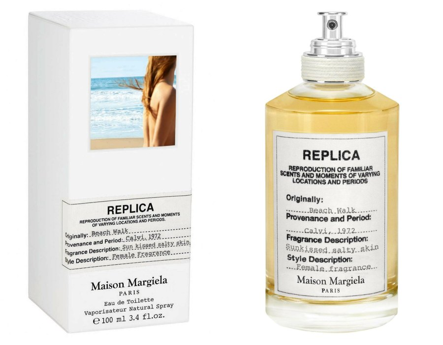 beach walk maison margiela replica perfume