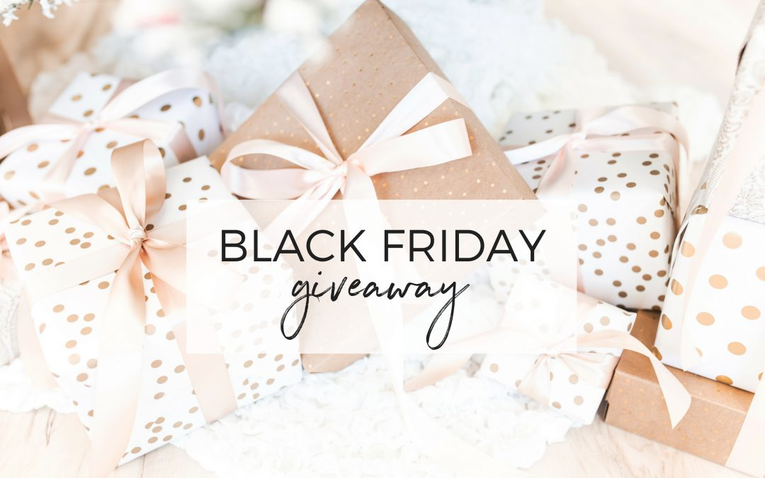 Black Friday Sales Giveaway – Win $500 PayPal Cash