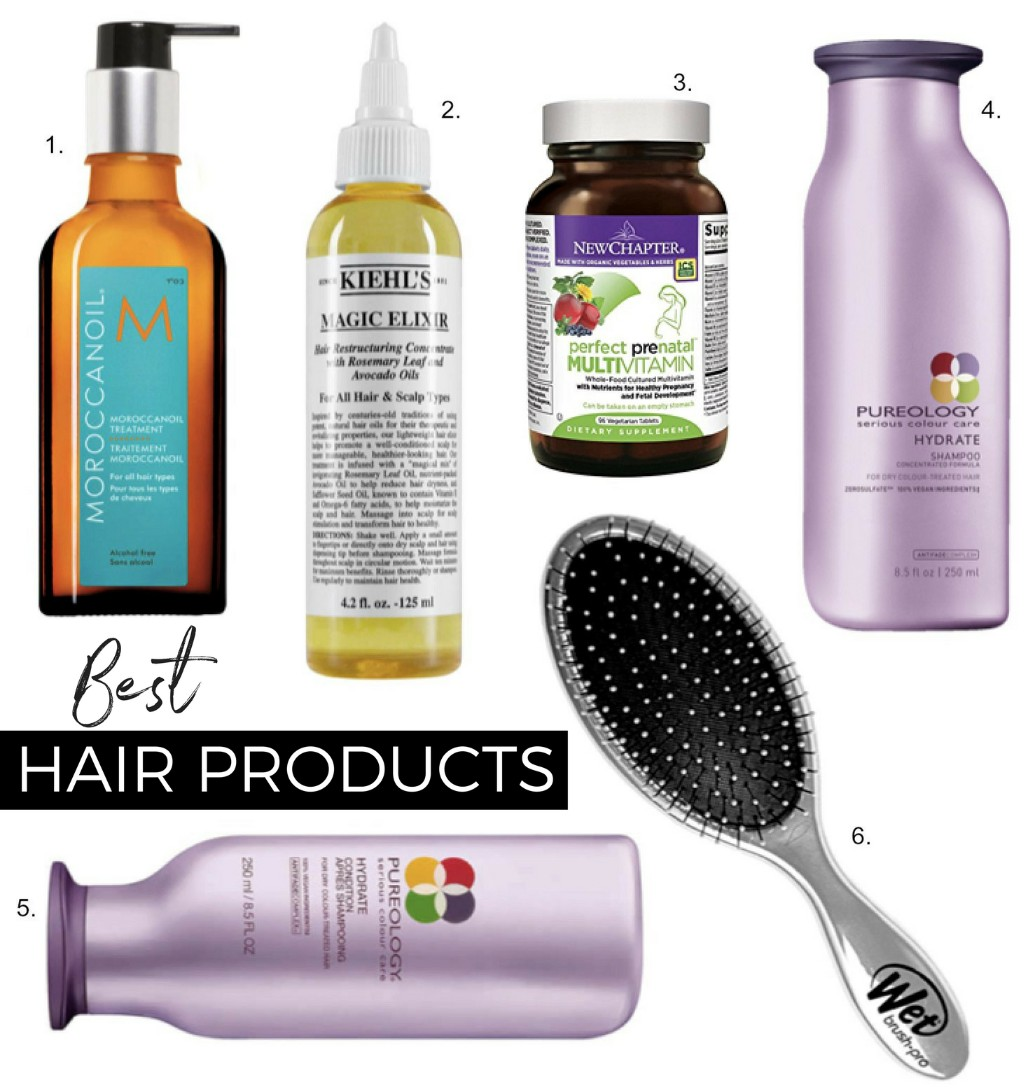 Products For Split Ends Natural Hair