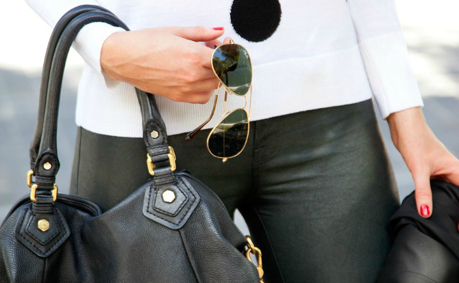 Style Sessions – Luxe Leather Pants