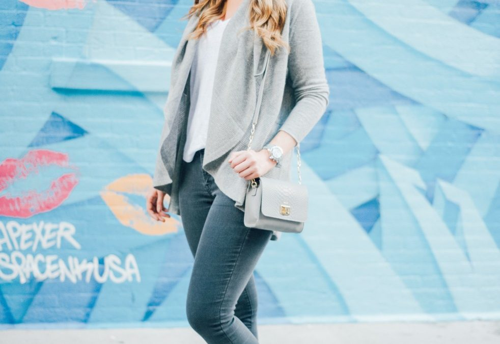 Style Sessions: 'Groutfits' – The All-Grey Outfits Everyone's Wearing