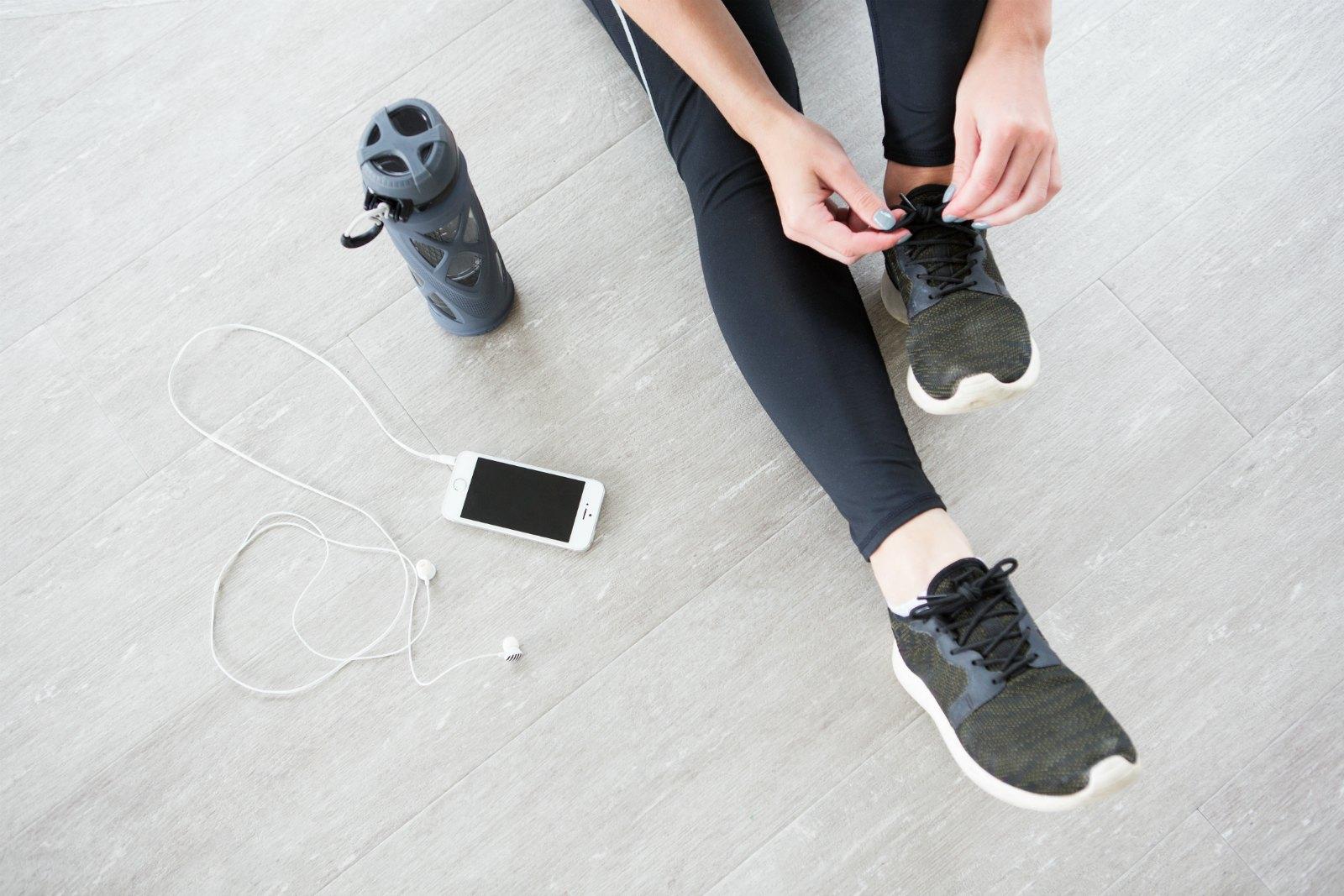 Cute Activewear BKR Spike water bottle best workout clothes zella live in leggings shop athleisure black running shoes