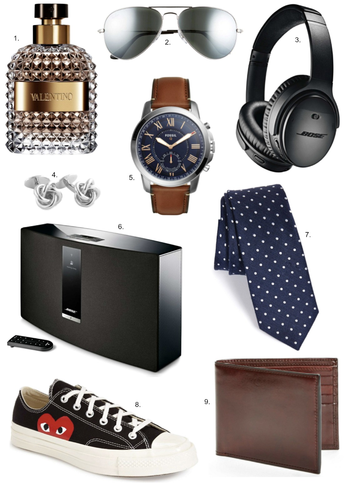 valentine's day gift ideas for him bose headphones review forget me knot cufflinks