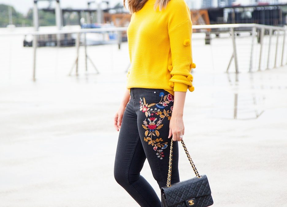 Style Sessions – Marigold Color Trend
