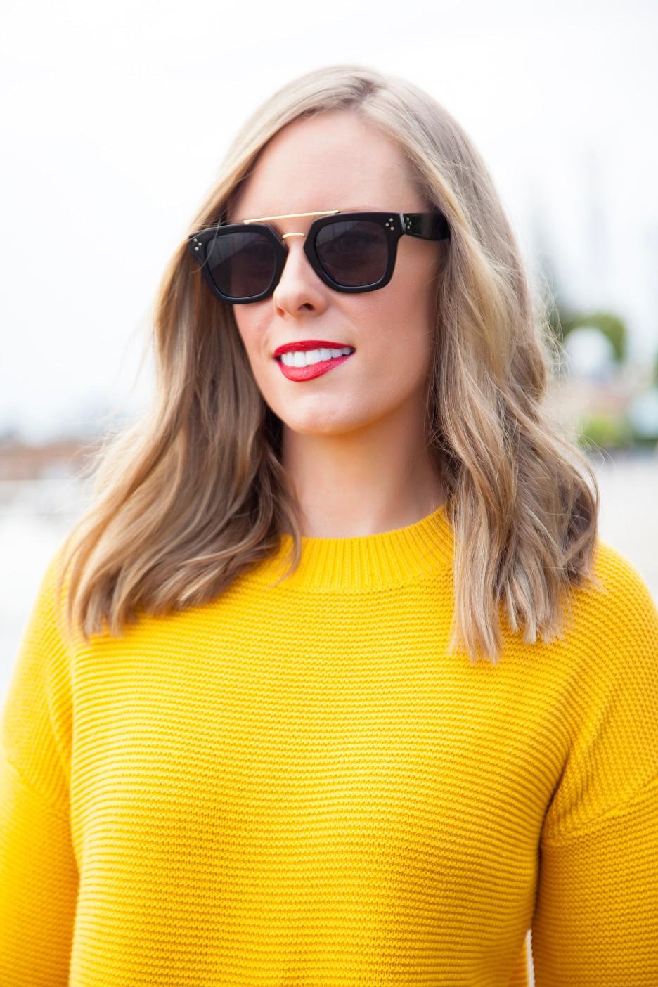 Style Elixir blog Lauren Slade marigold color trend fashion style outfit ideas 3