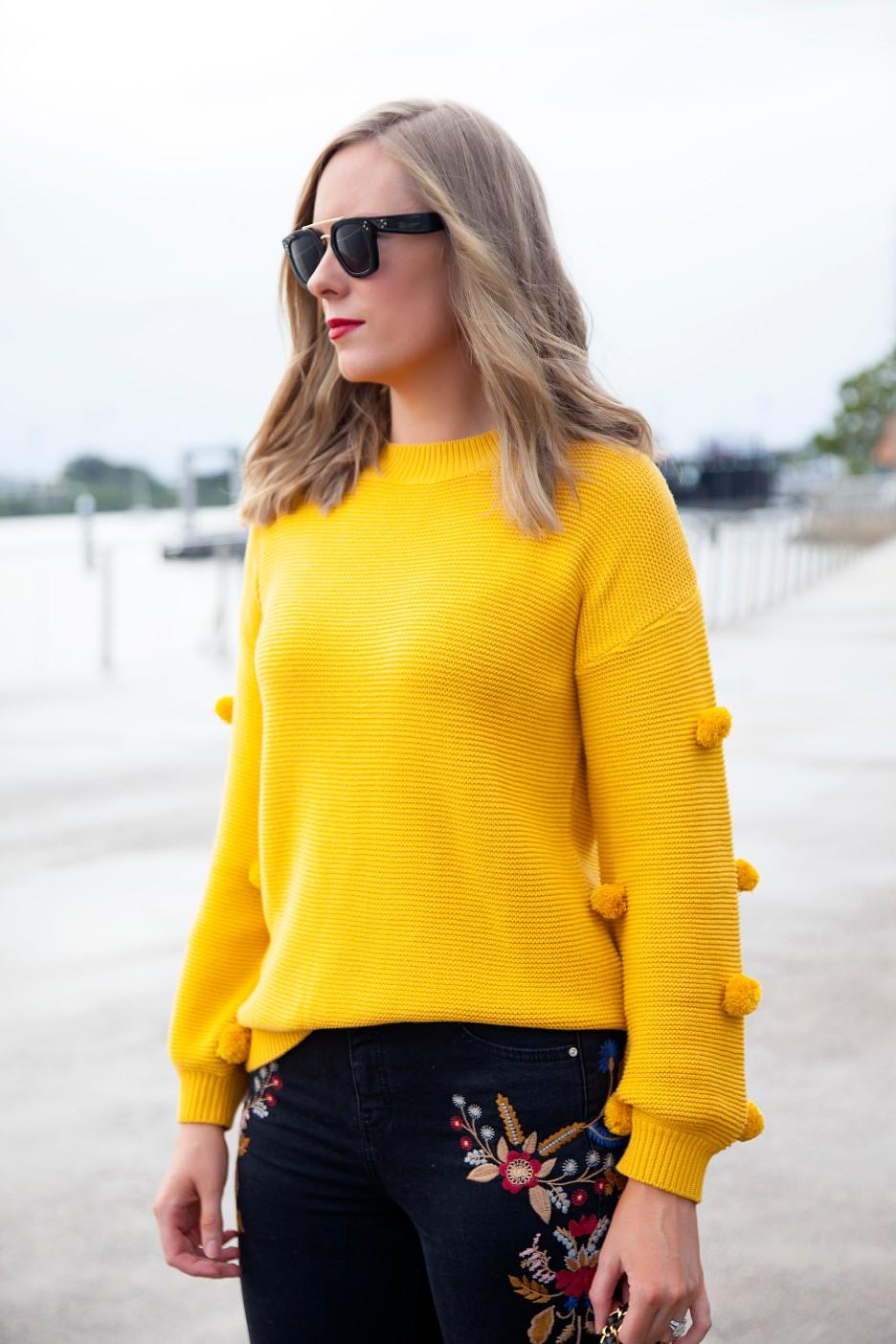 Style Elixir blog Lauren Slade marigold color trend fashion style outfit ideas 4