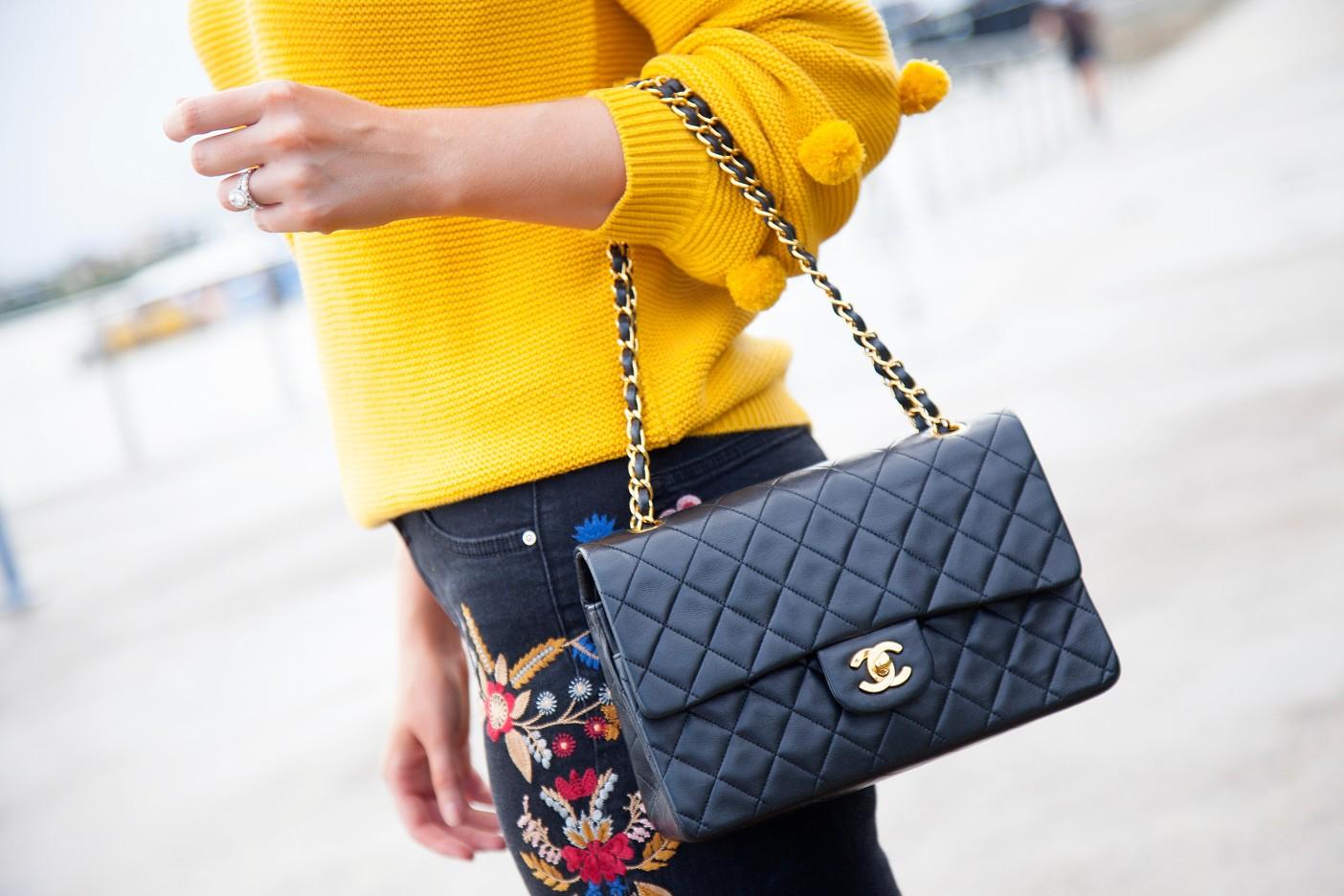 Style Elixir blog Lauren Slade marigold color trend fashion style outfit ideas 5