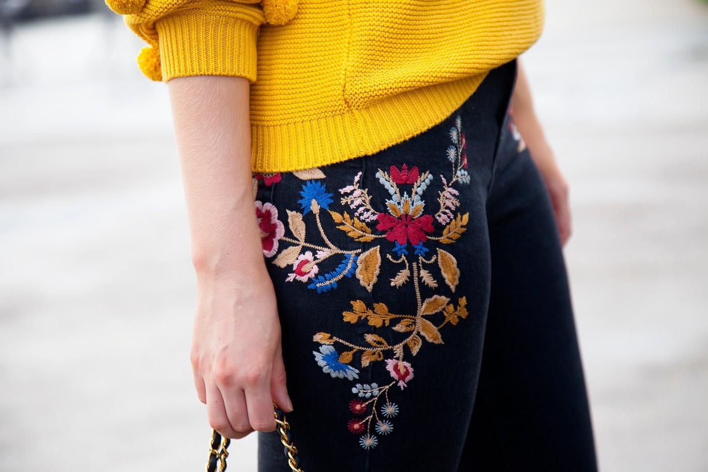 Style Elixir blog Lauren Slade marigold color trend fashion style outfit ideas 6