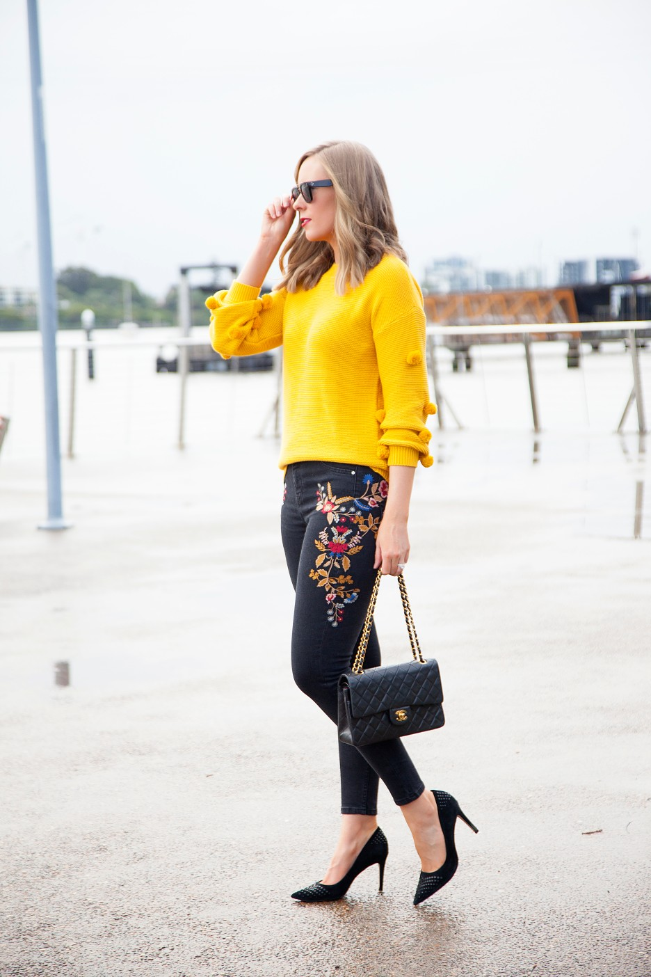 Style Elixir blog Lauren Slade marigold color trend fashion style outfit ideas 9