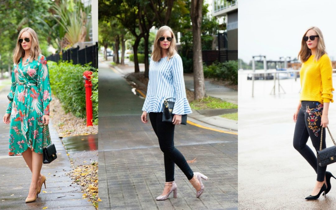 Style Sessions: Spring Outfit Ideas – Vote For Your Fave