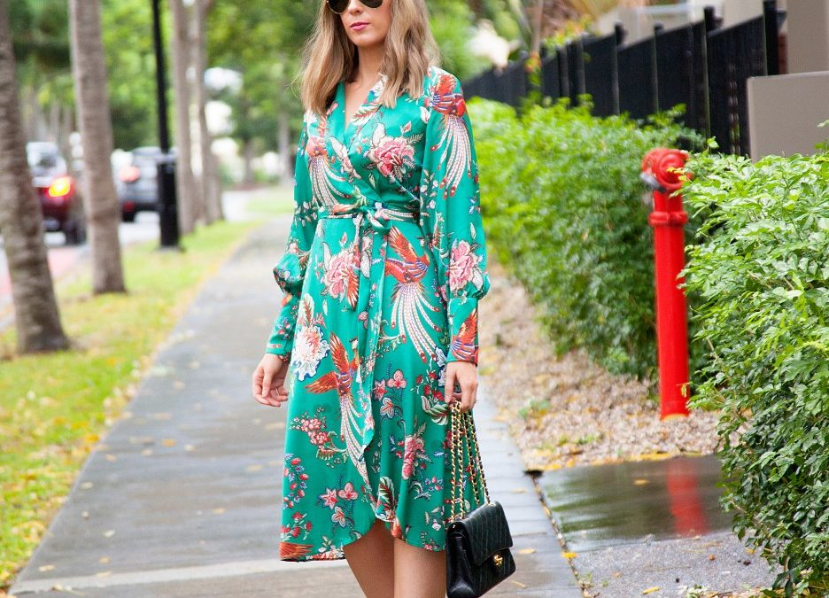 Style Sessions: Emerald Green Dress