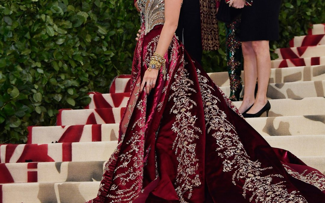Style Sessions: Met Gala 2018 Red Carpet