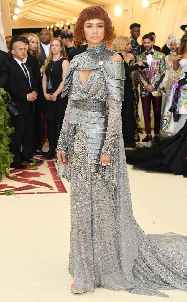 Met Gala 2018 Red Carpet Best Dressed zendaya-celebrity-style