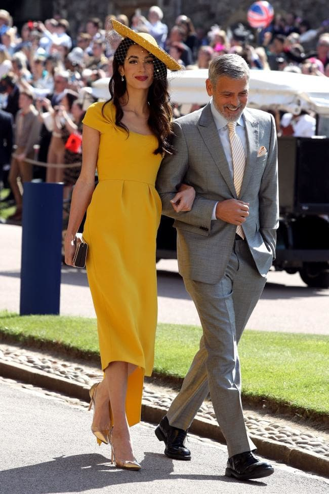 royal wedding best dressed meghan markle and prince harry wedding guest outfits amal clooney george| Royal Wedding Outfits: Best Dressed List featured by popular US fashion blogger, Style Elixir