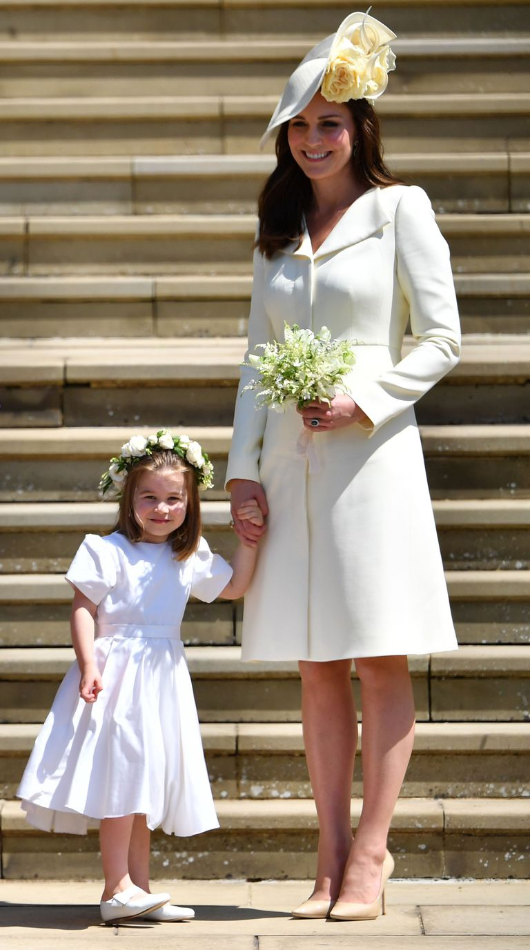royal wedding best dressed meghan markle and prince harry wedding guest outfits kate middleton - Royal Wedding Outfits: Best Dressed List featured by popular LA fashion blogger, Style Elixir