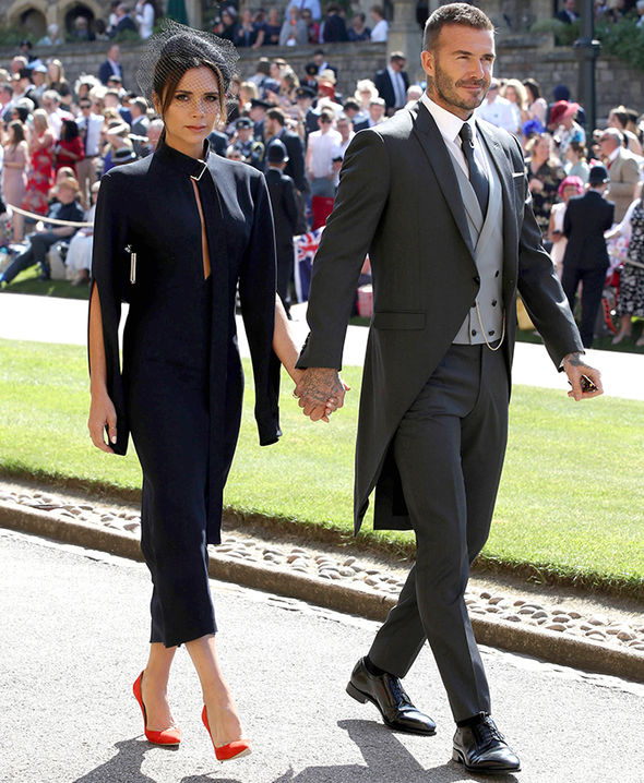 royal wedding best dressed meghan markle and prince harry wedding guest outfits victoria beckham david beckham - Royal Wedding Outfits: Best Dressed List featured by popular LA fashion blogger, Style Elixir