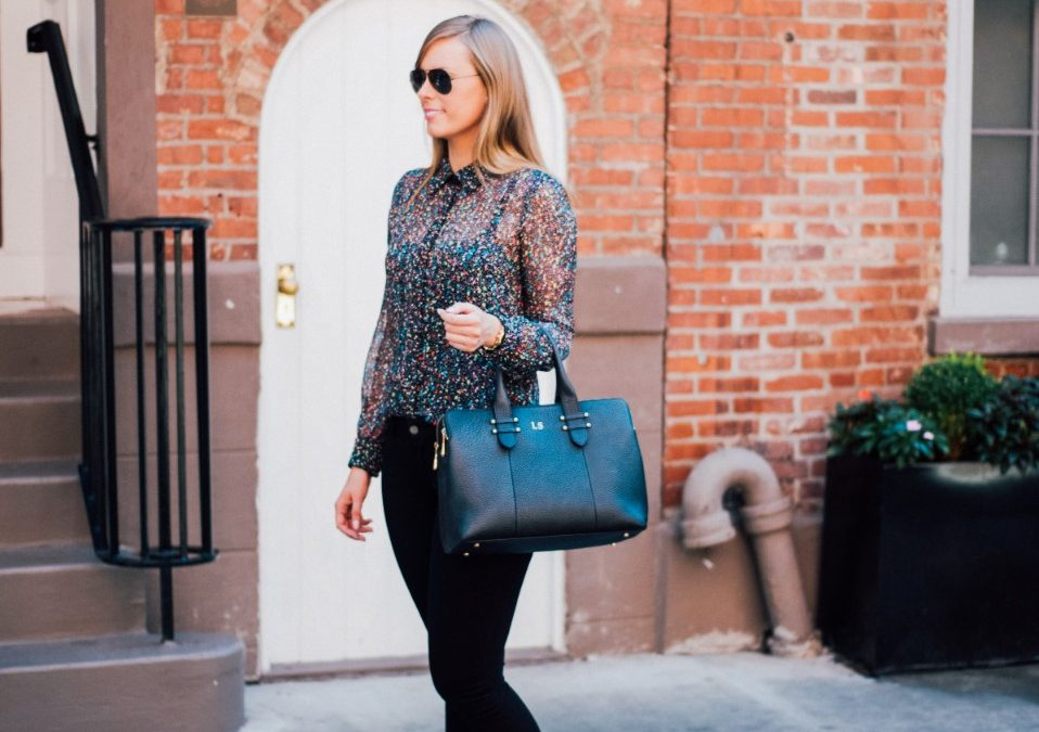 Style Sessions – Paige Verdugo Jeans and DVF Blouse