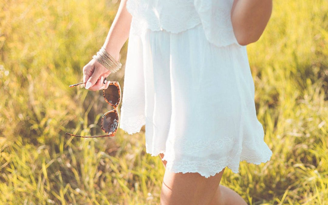 Friday Faves – Summery White Boho Dress