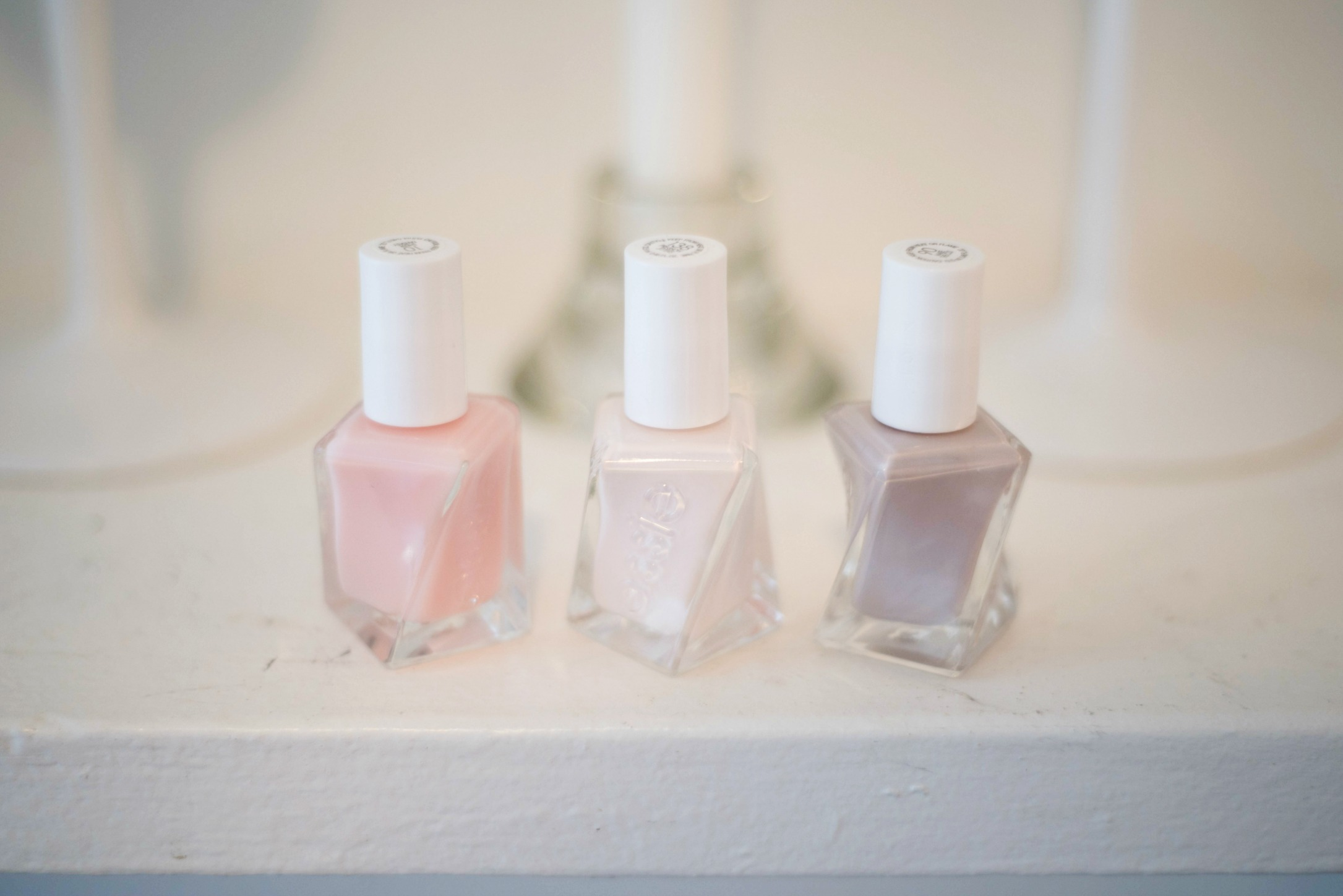 best summer nail polish colour trends essie gel couture neutral tones | Most Stylish Nail Polish Colors featured by popular US style blogger, Style Elixir