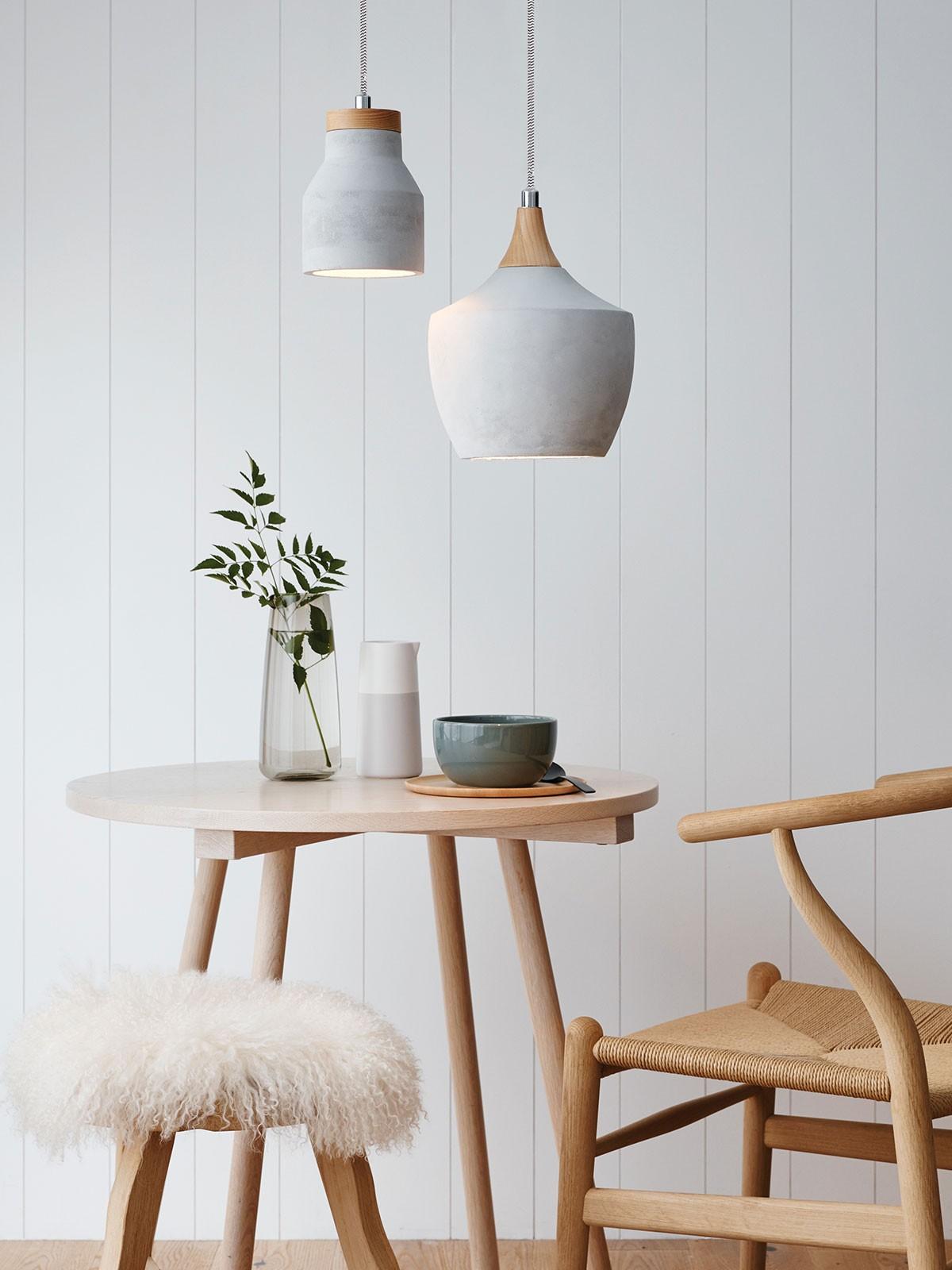 scandinavian lighting design decor tips ideas hygge lighting pendant lights neutral home style | Top 5 Scandinavian Home Decor Style Tips featured by popular US blogger Style Elixir