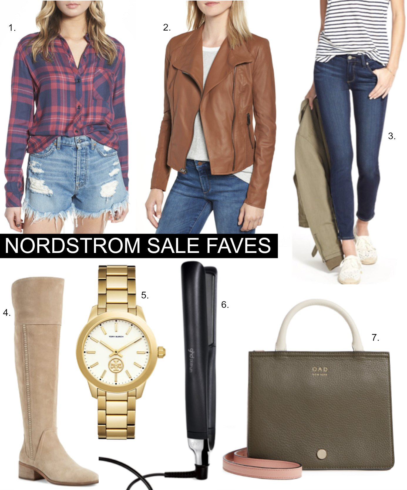 Style Sessions - What You Need To Shop In The Nordstrom Anniversary Sale featured by popular international style blogger Style Elixir